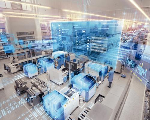 數字化工廠方案-智能工廠方案-數字化智能工廠解決方案-廣州德誠智能科技